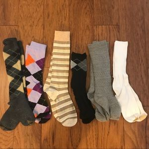Argyle Sock Bundle